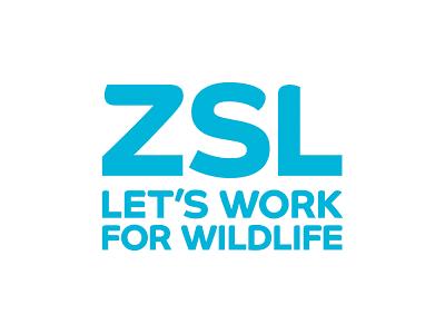 ZSL logo let's work for wildlife